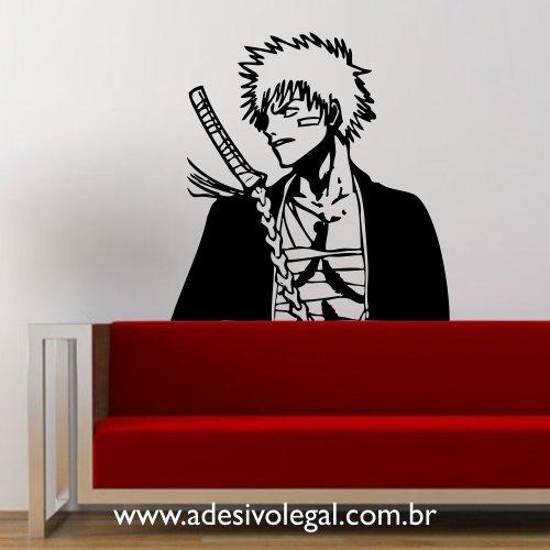 Adesivo - Ichigo - Bleach