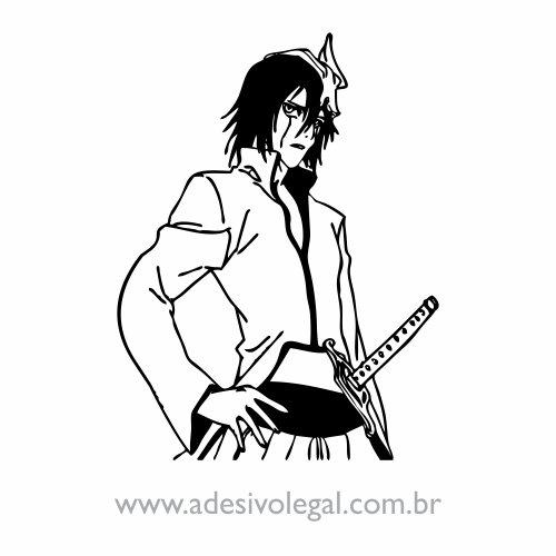 Adesivo - Ulquiorra - Bleach