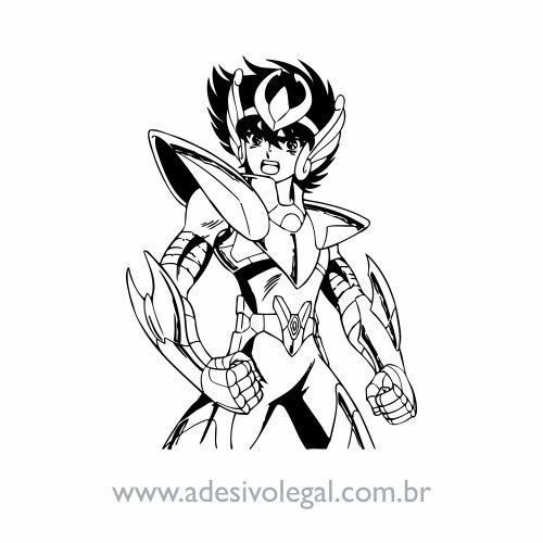 Adesivo - Seyia de Pégaso