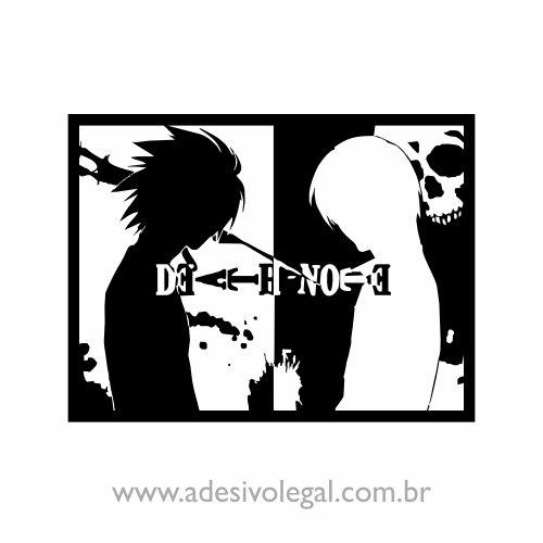 Adesivo - Death Note
