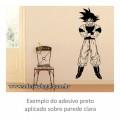 Adesivo - Goku Adulto
