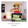 Adesivo - Luffy - One Piece - Colorido