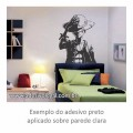 Adesivo - Monkey D. Luffy