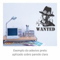Adesivo - Ace - Wanted - One Piece