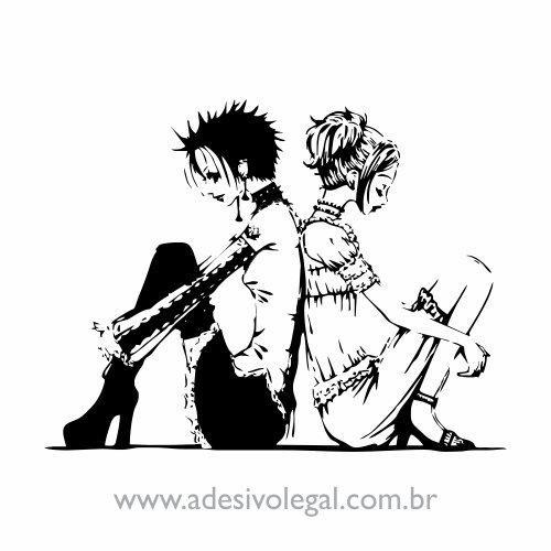Adesivo - Nana