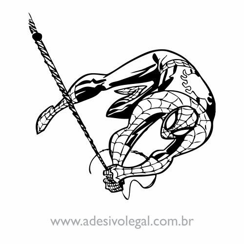 Adesivo - Homem Aranha