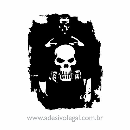 Adesivo - The Punisher
