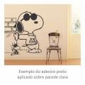 Adesivo - Snoopy Joe Cool