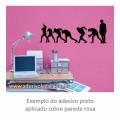 Adesivo - Kpop - BTS - Silhueta