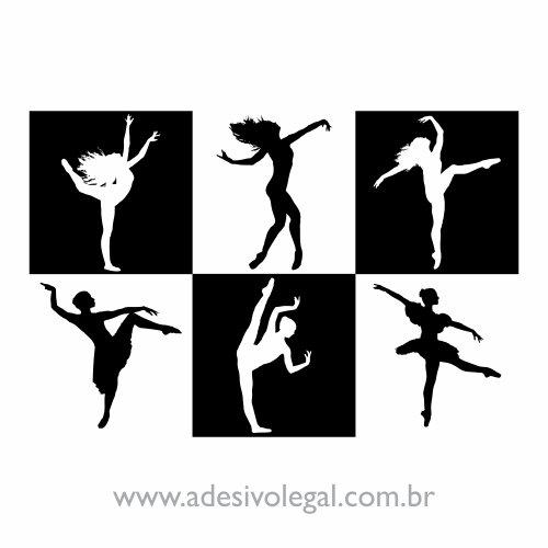 Adesivo - Dança