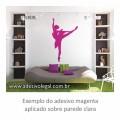 Adesivo - Bailarina