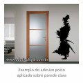 Adesivo - Oriental - Samurai