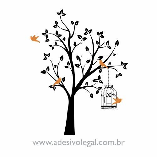 Adesivo - Ornamento Outono Livre