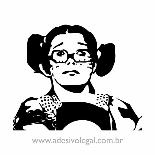 Adesivo - Chiquinha
