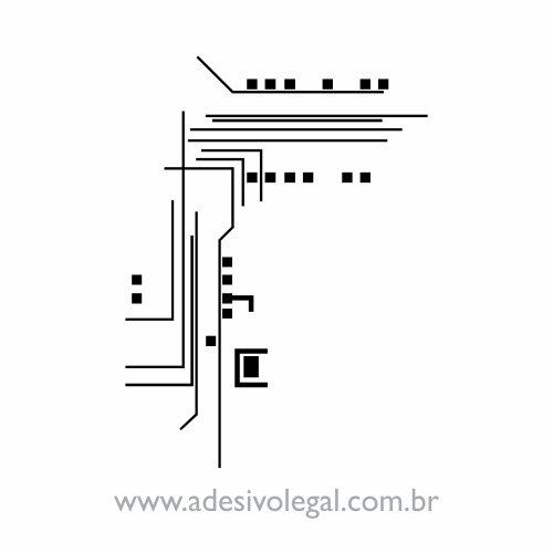 Adesivo - Circuito