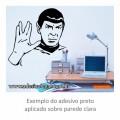 Adesivo - Spock - Star Trek