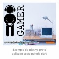 Adesivo - Gamer