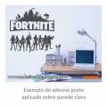 Adesivo - Fortnite