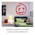 Adesivo - Seriado - The Mentalist - Red John