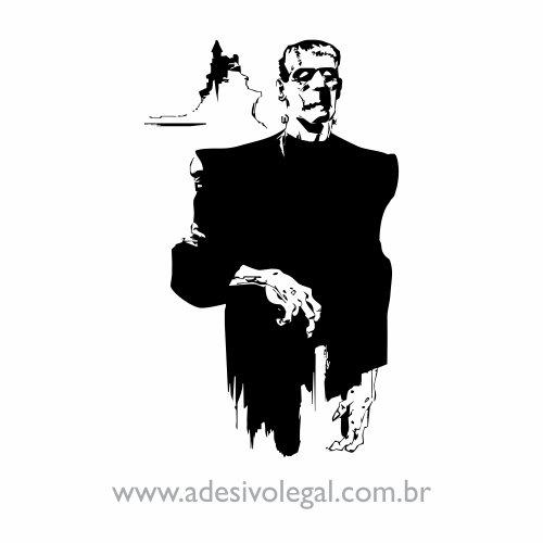 Adesivo - Filme - Frankenstein