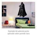 Adesivo - Star Wars - Darth Vader em Pé