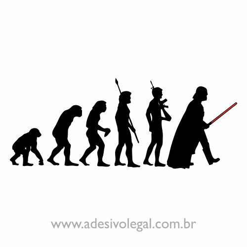 Adesivo - Star Wars - Force Evolution