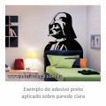 Adesivo - Star Wars - Darth Vader em Perfil