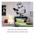 Adesivo - Star Wars - Stormtrooper