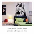 Adesivo - Star Wars - Jodo Kast