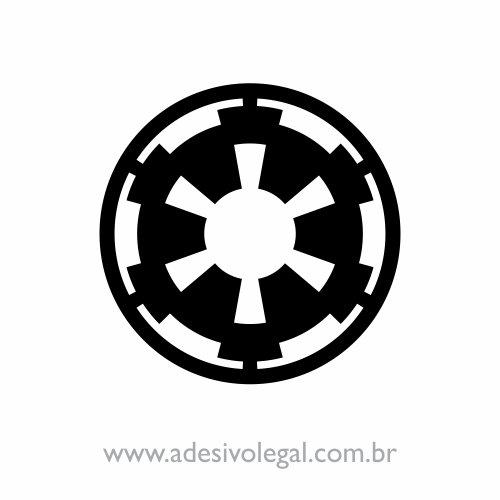 Adesivo - Star Wars - Império Galáctico